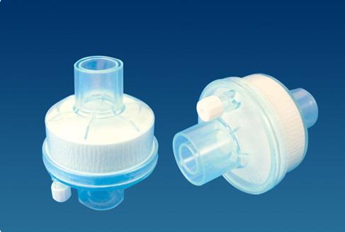 一次性使用麻醉气路过滤器