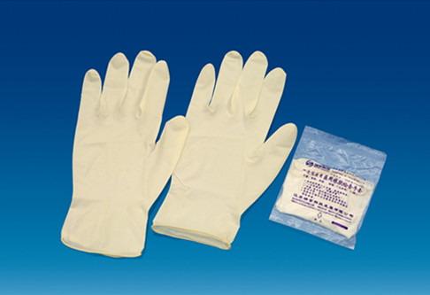 产品名称:一次性使用亚博体育下载官方橡胶检查手套